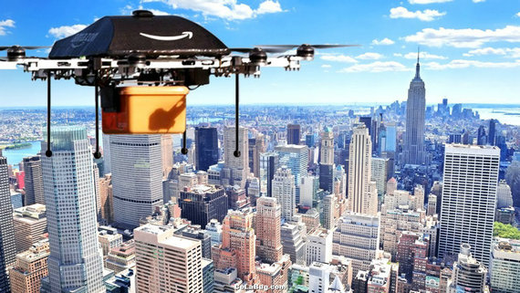 美国拟允许无人机在视线外飞行 遭飞行员抵制