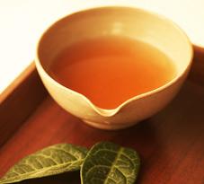 胃热口臭,喝黄连茶