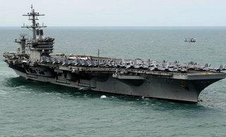 第6舰队罗斯福航母空中力量