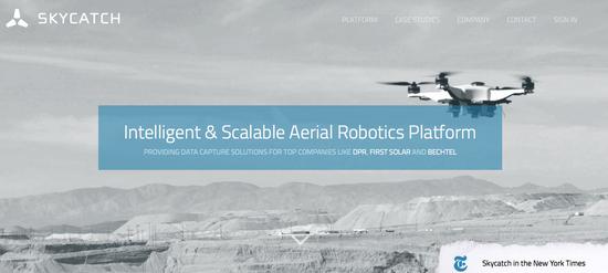 解读:无人机第三方服务商Skycatch为何遭冷眼?