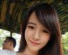 """""""台湾最美校花""""走红:第一眼就有恋爱的感觉"""