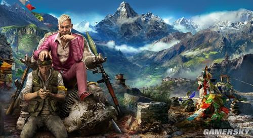 《孤岛惊魂4:完全版》正式公布 登陆PC及PS4