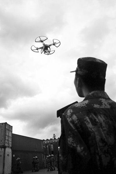 无人机为反恐立战功 世界各国争前恐后研制