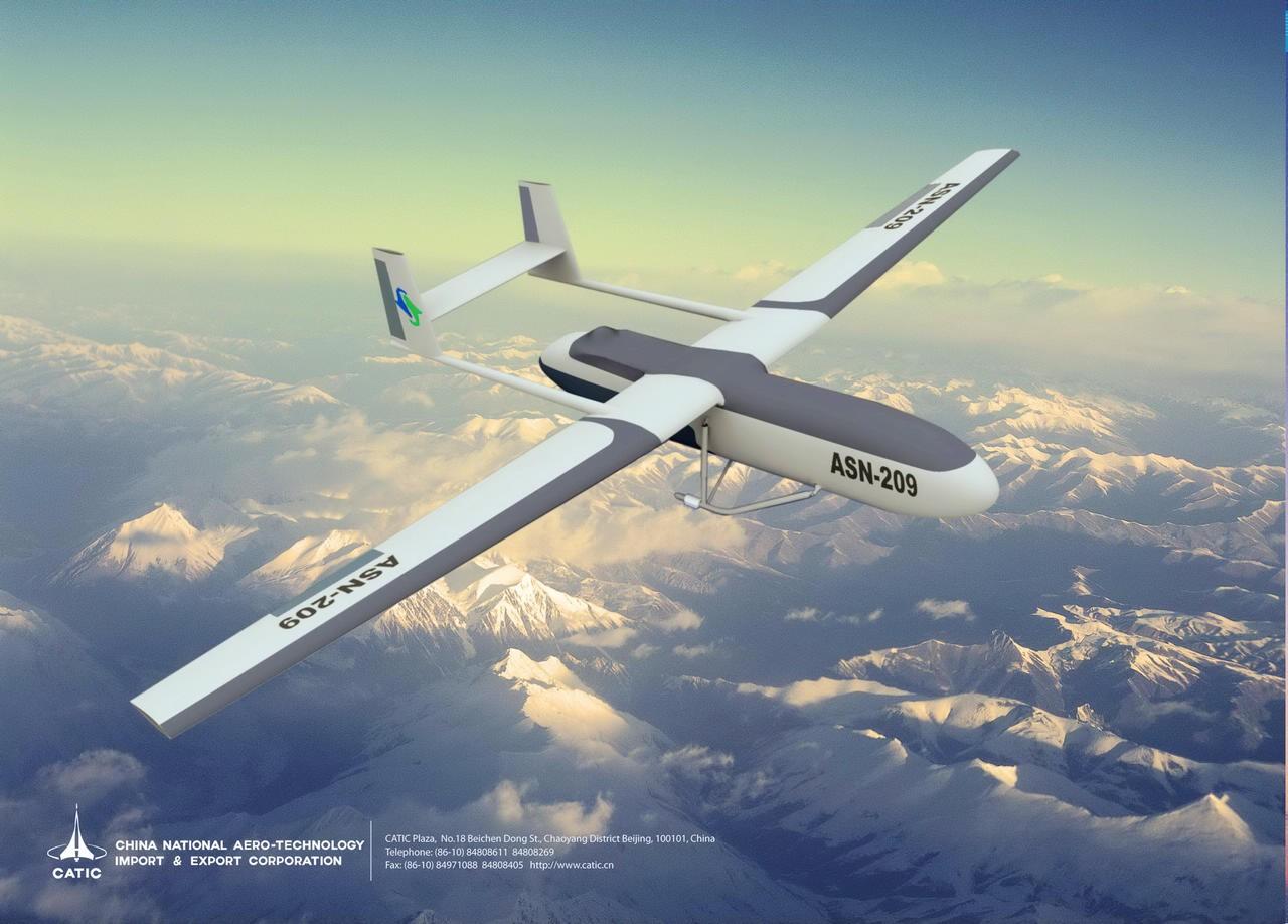 无人机全球销量达39万架 中国落后美国20年