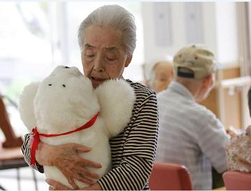 """【发现世界】""""活色生香""""的日本老年人"""
