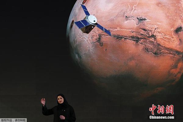 阿联酋将发射阿拉伯世界第一枚火星无人探测器