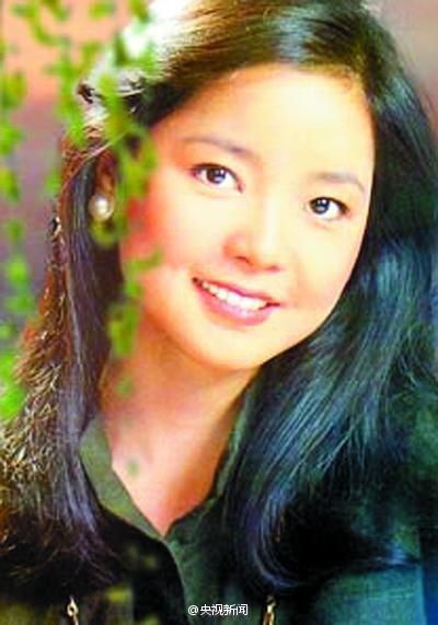 邓丽君几岁死了_怀念永远的女神!邓丽君去世20周年祭_娱乐_环球网