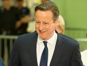 保守党有望以绝对优势赢得多数席位