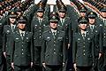 中国方队帅气亮相红场 喀秋莎是彩排暖场曲