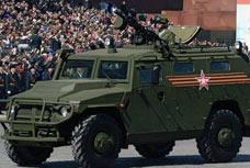 """""""虎式""""和""""短号-D""""装甲车队"""