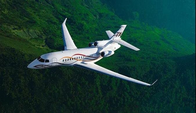 传说中刘强东的4亿飞机 世界上就这几款