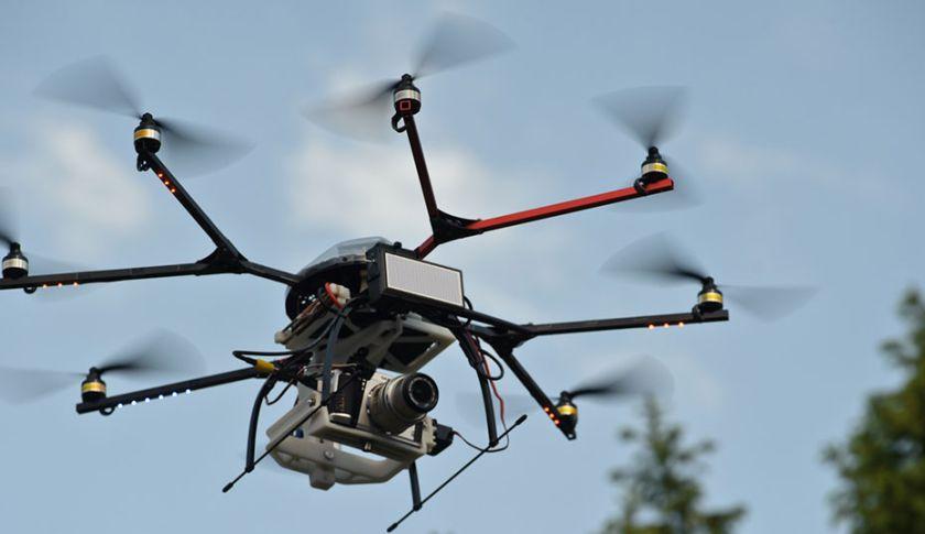 美媒:两项技术进展或将掀起无人机行业革命