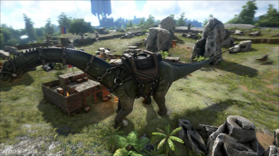 《方舟:生存进化》游戏截图