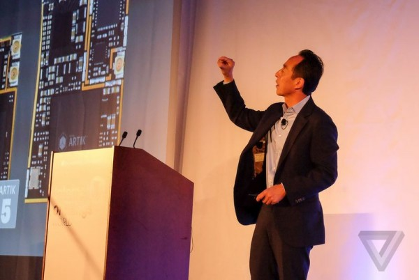三星推新型Artik物联网芯片:可用于无人机