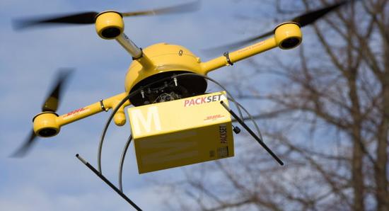 葛雷娜:遍布无人机的天空将会比道路更加安全