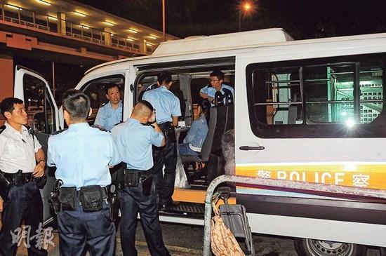 香港元朗一女子遭勒毙 警方寻同行神秘男子