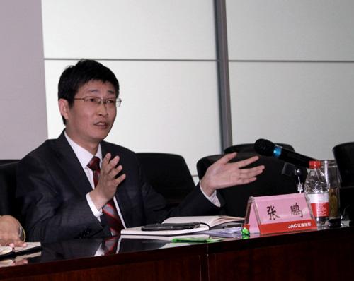 江淮:打造具有差异化竞争优势的中国品牌