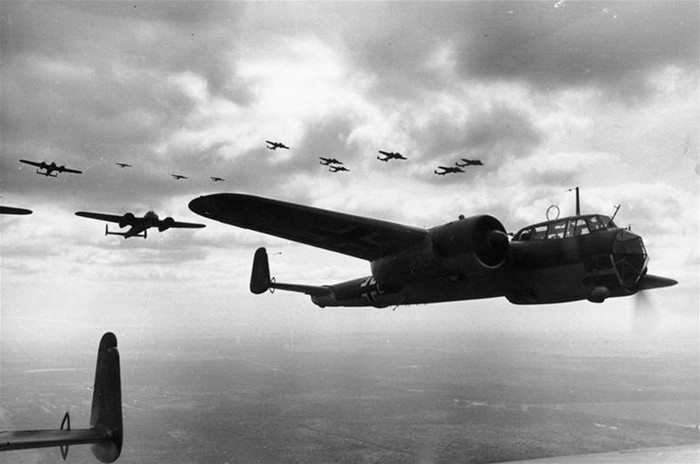 图说二战:西欧浩劫 纳粹横行的1940