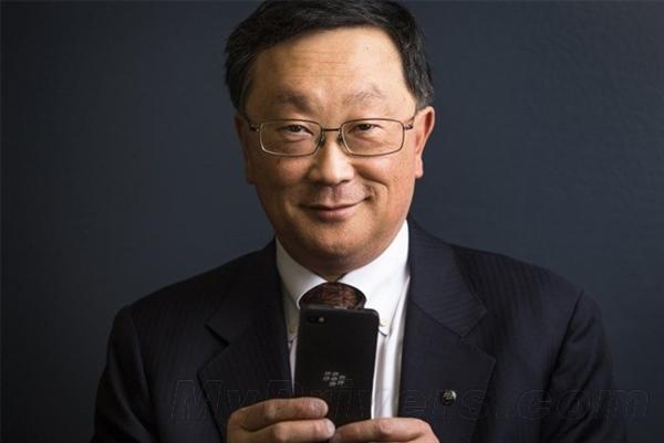 黑莓CEO:除了手机我们还有这些