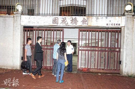 香港富商怀疑女儿偷走50万财物 报警将其抓走