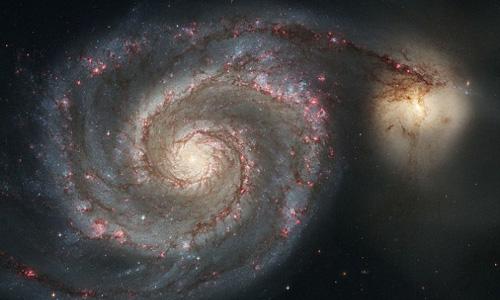 恒星形成过程竟与梵高名作《星夜》惊人相似!