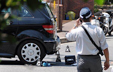 日本大阪早高峰车祸致5名小学生受重伤