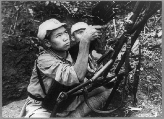 珍贵老照片再忆中国远征军入缅作战