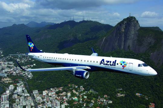 天津航空将斥资11亿美元购22架巴航工业飞机