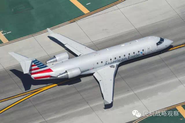 盘点世界创纪录10型喷气支线飞机 中国未上榜