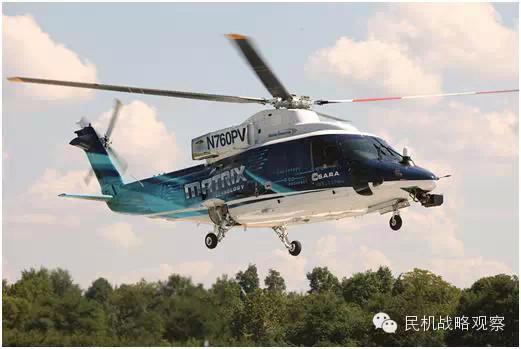 西科斯基开展直升机自主性避障和自主着陆验证