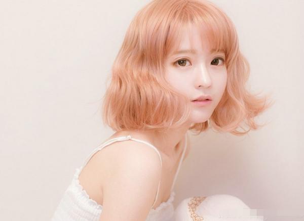 韩国逆天颜值萌妹yurisa最新短发照曝光