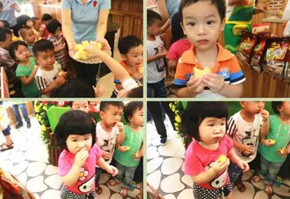 幼儿水果袋子手工制作