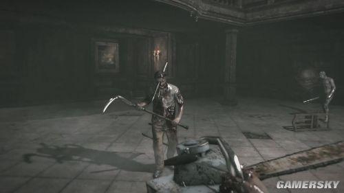 《恶灵附身》箱怪DLC实战预告 大战小乔