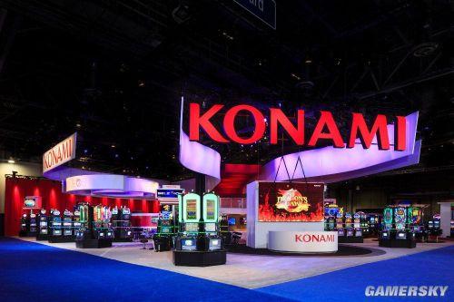 Konami剑走偏锋 在美推动竞技博彩游戏合法化