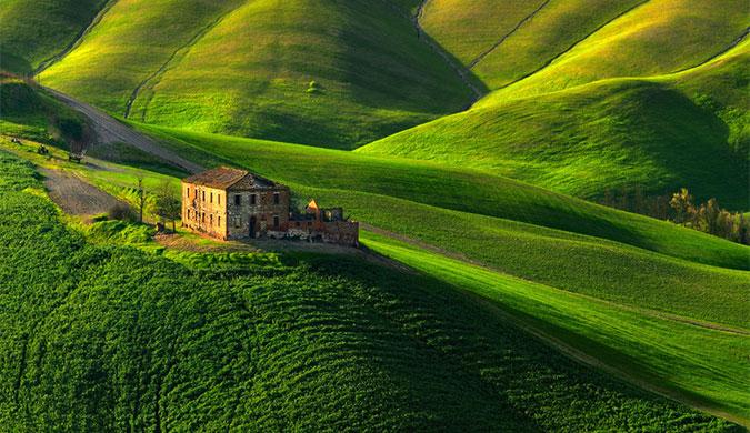 细腻如牛奶般丝滑的画质 拍摄慢旋律的田园诗