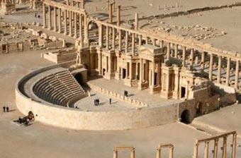 叙利亚古城陷入IS手中命运堪忧