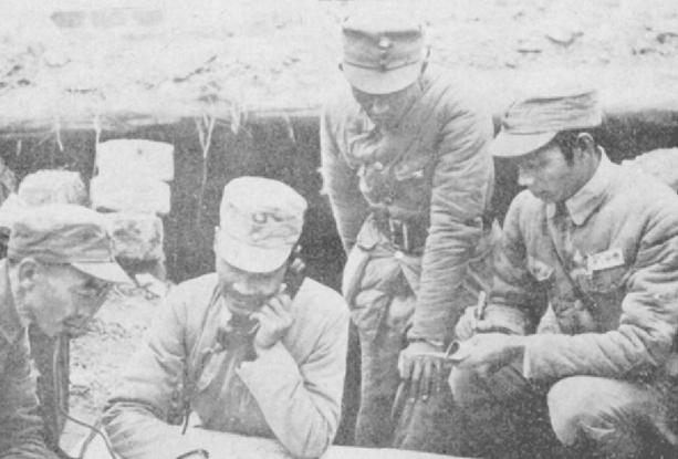 档案里的中国抗战:常德会战