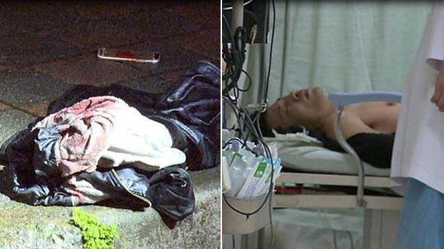 基隆恐怖情杀:男子不满小12岁女友分手狠刺7刀