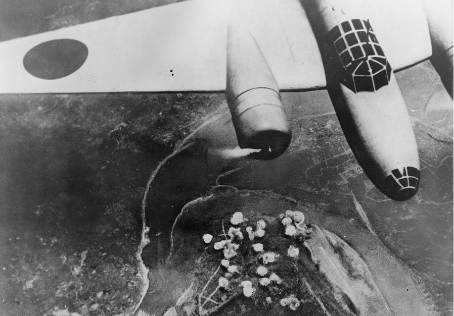 组图:日本重庆大轰炸全记录