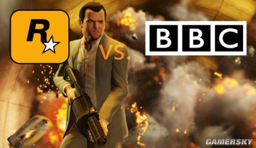 R星起草文件状告BBC侵权 《GTA》电影前途不明