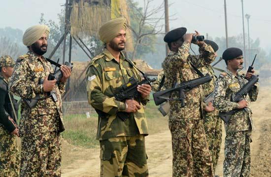 印度军队究竟装备了多少种枪?