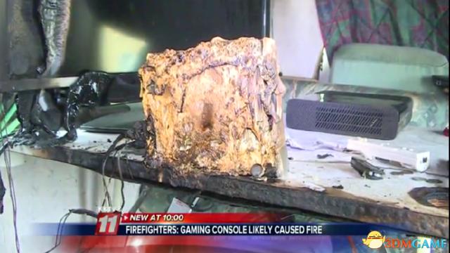 Wii成火灾祸首 美国一男子用Wii导致露营车被烧