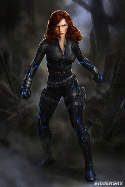 黑寡妇VS红女巫 谁才是复仇者联盟第一女神