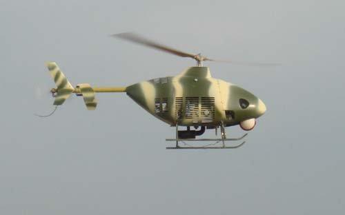 中航无人直升机受军方重视 还获得外方青睐