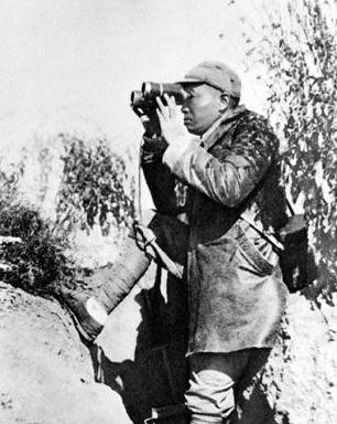 经典老照片:回顾中共抗日武装战争的历史
