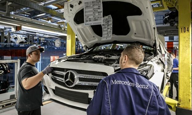 戴姆勒巨资改进德国工厂 投产新C级等车