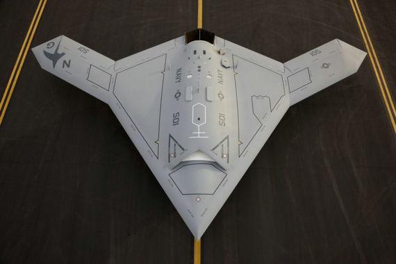 谁正在谋划无人机技术革命?美国洛克希德马丁
