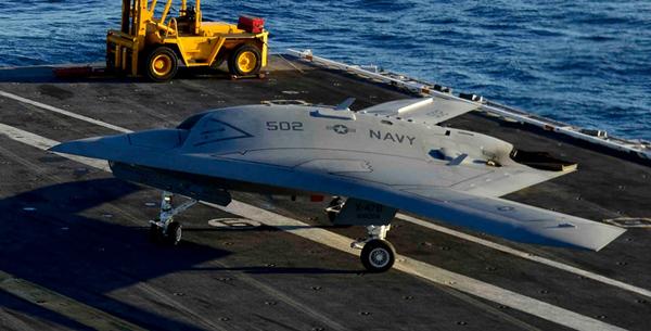 深度:美国无人机自主空中加油技术取得突破