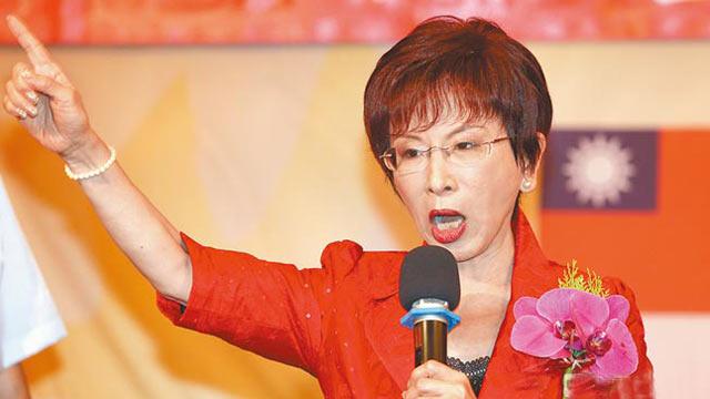 """国民党要推""""最强人选"""" 洪秀柱能否获提名未知"""