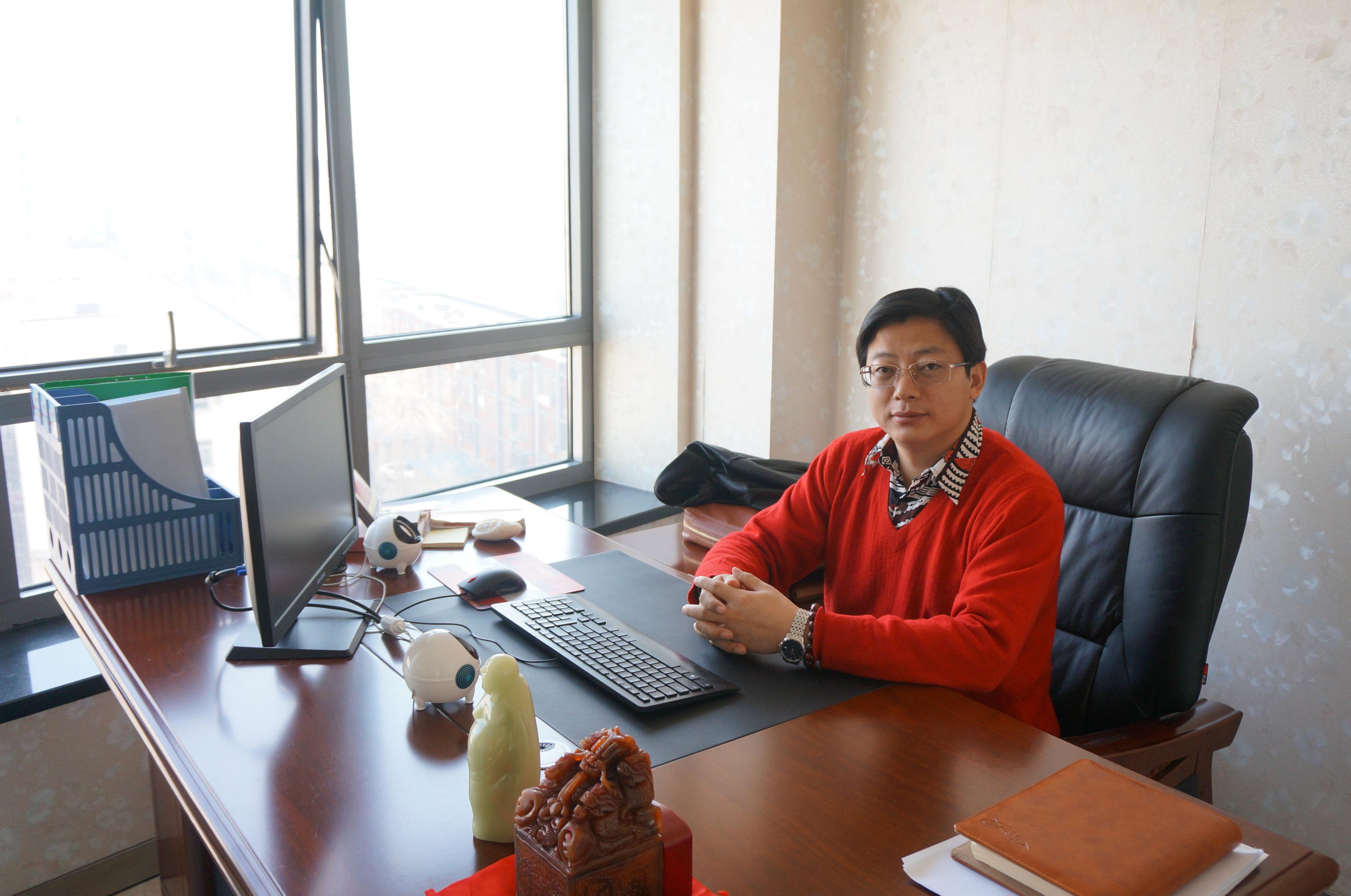 对话蓝时董事长詹天佑  用互联网+驱散雾霾 让蓝天白云重现